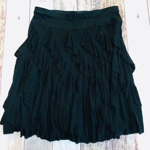 Inc international concepts rayon skirt sizeL